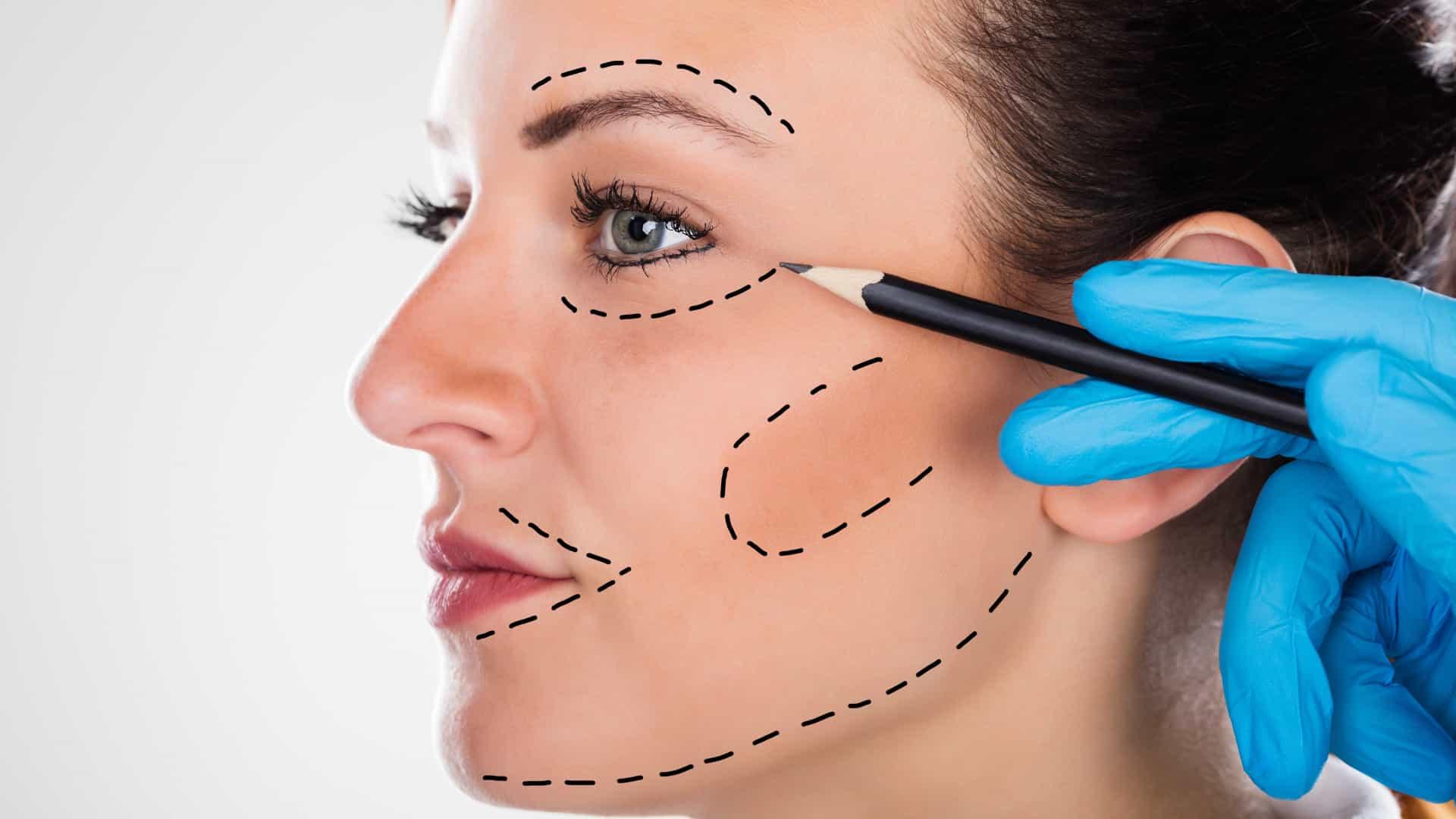 Cirurgias plásticas videoconferências
