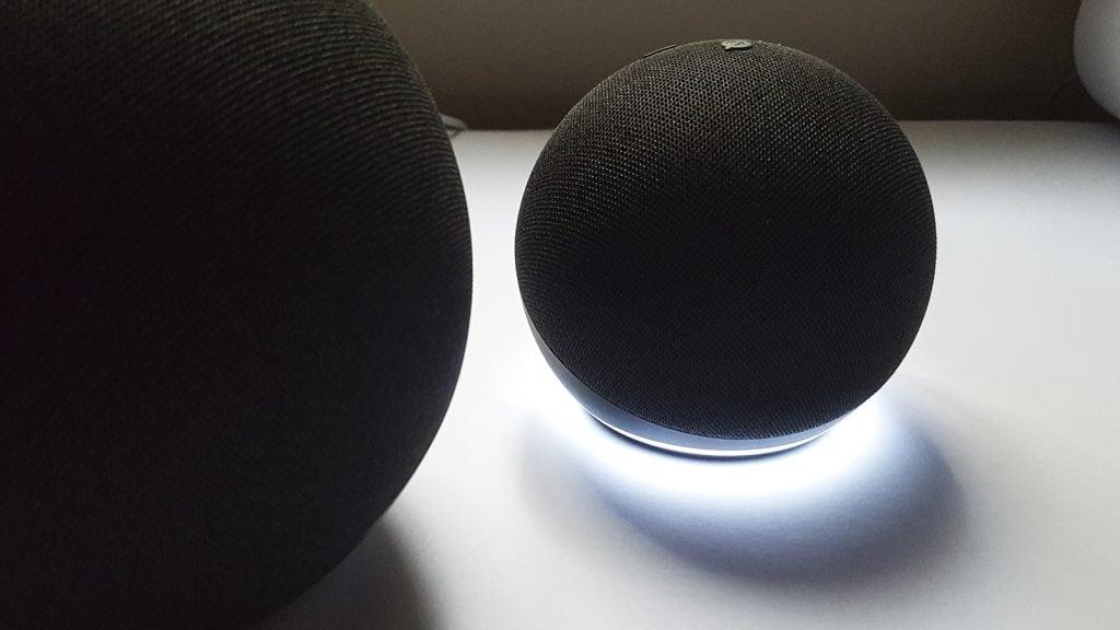 Echo dot da 4a geração