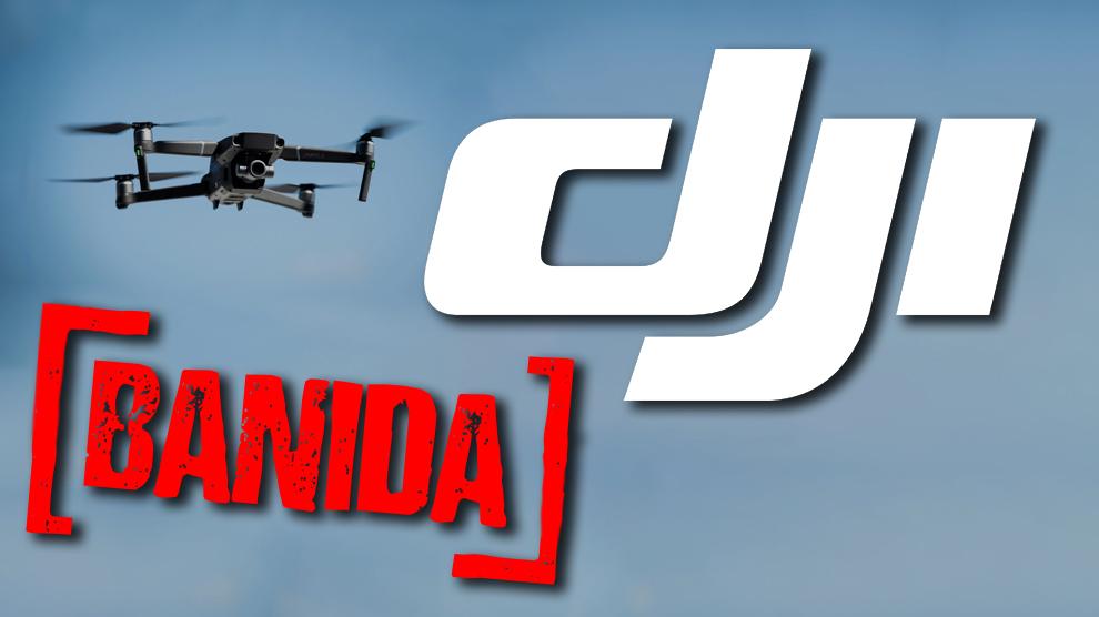 Fabricante de drones dji é banida dos eua, junto com outras empresas chinesas. Em um total de 77 empresas que integram a lista americana de restrição, a chinesa dji é banida sob justificativa de segurança nacional dos eua
