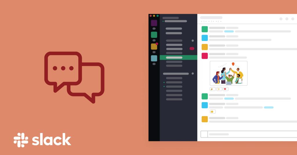 Combinando mensagens de texto e a possibilidade de realizar ligações via internet, o slack é um bom centralizador de conversas disponível atualmente.