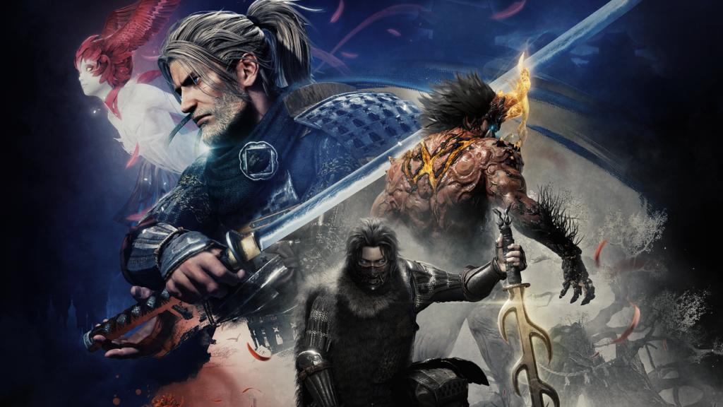 Capa da coleção dos jogos de nioh