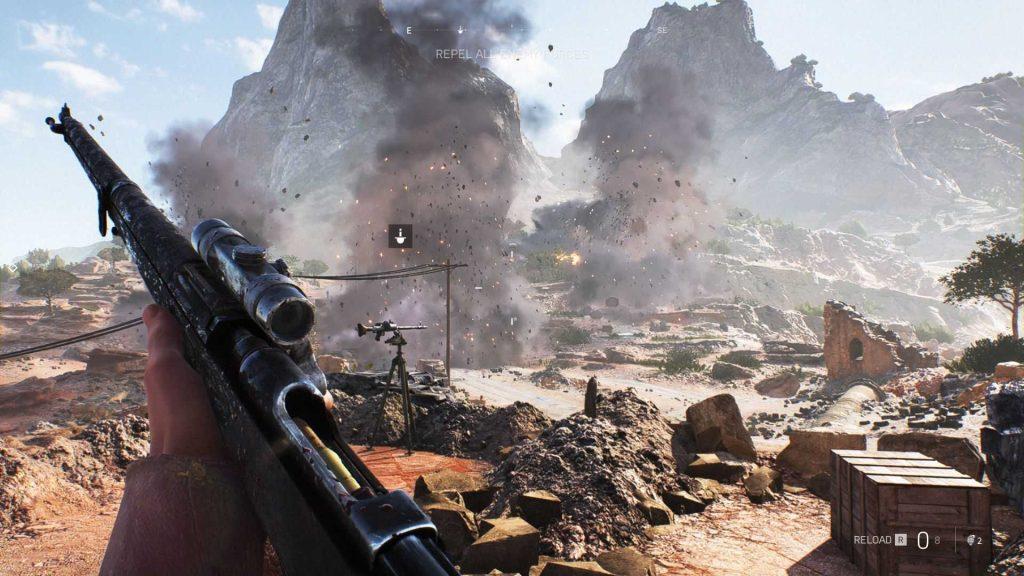 Não se sabe ainda como será battlefield 6, mas a certeza é de que essa nova aventura brigará de frente com os concorrentes.