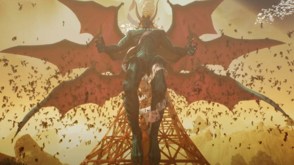 Com uma trama sombria e adulta, shin megami tensei promete chocar e muito o público.