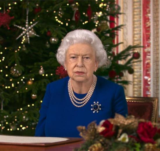 Deepfake da rainha