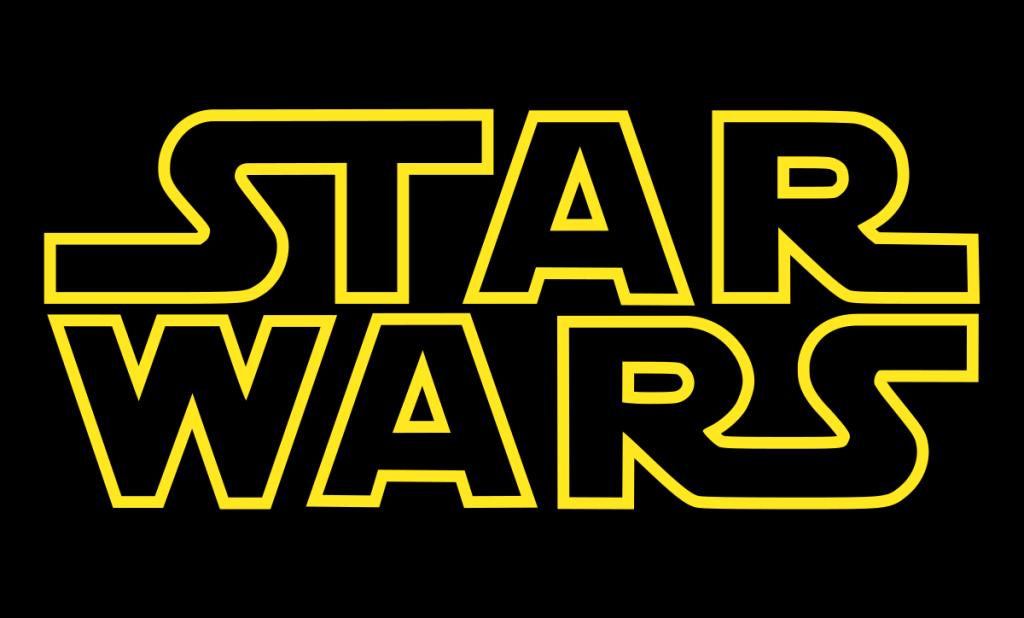 Logo do star wars