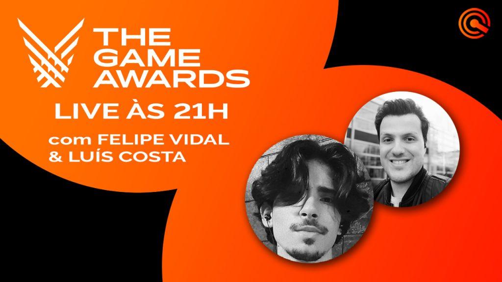 Acompanhe o the game awards com o showmetech