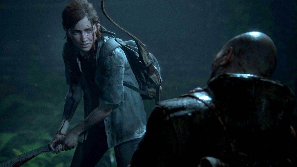 Ellie em the last of us - parte 2, um dos melhores games de 2020