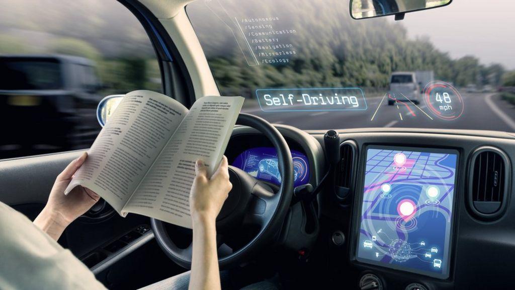 Uber carros autônomos