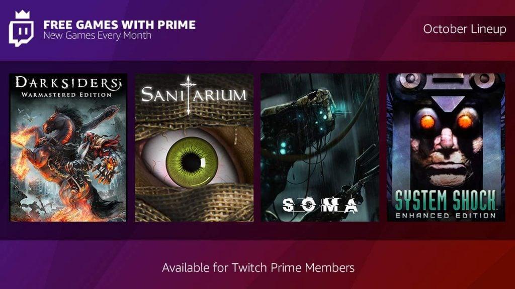 Games de graça na twitch prime