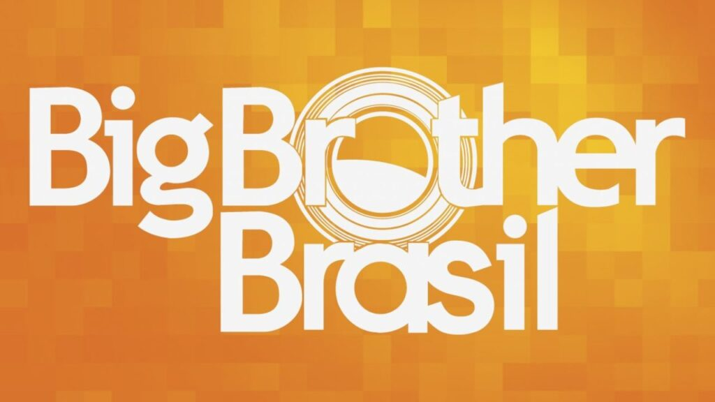 Logo big brother brasil