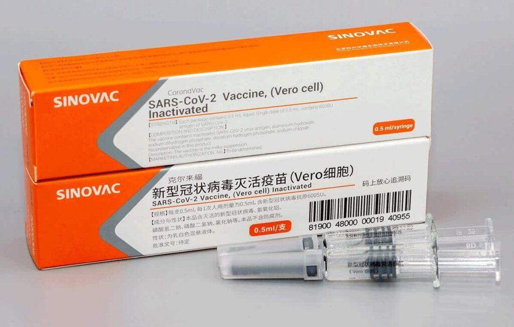 Vacina sinovac no showmecast