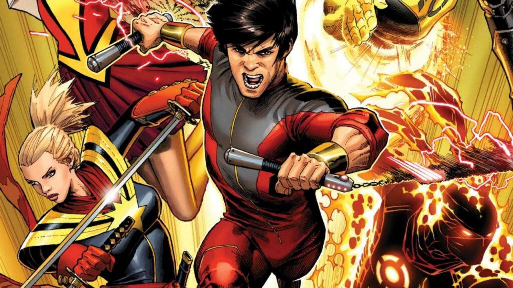 Shang-chi e a lenda dos dez anéis chega em julho nos cinemas.