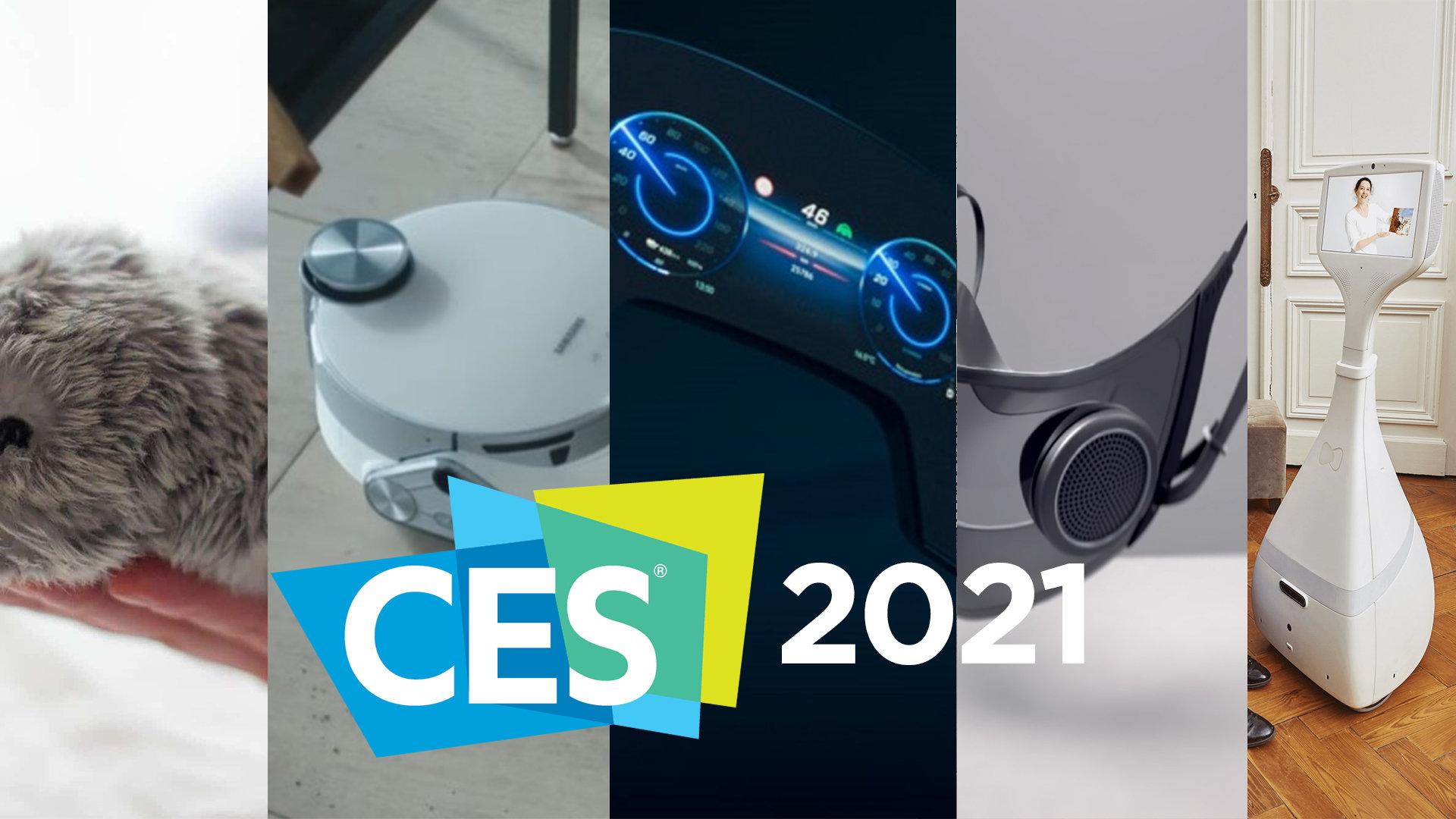 Os melhores produtos e gadgets da ces 2021