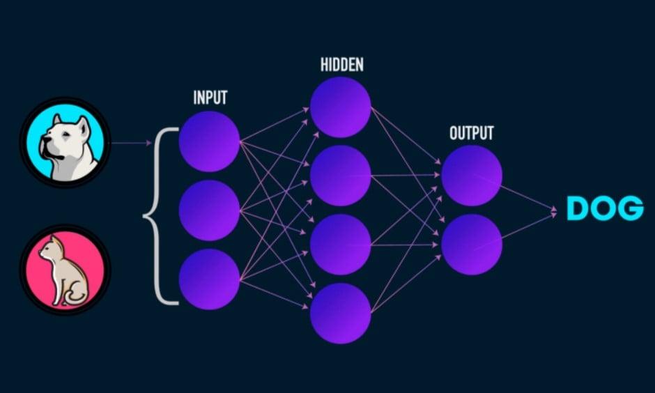 Rede neural simples