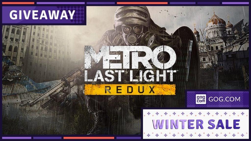 Metro last night: redux no gog