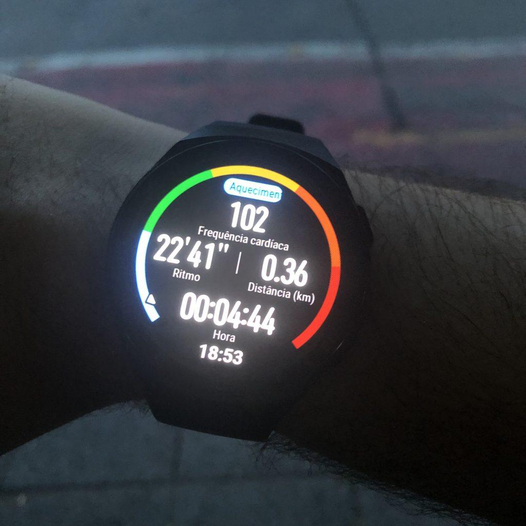 Aquecimento huawei watch gt 2e