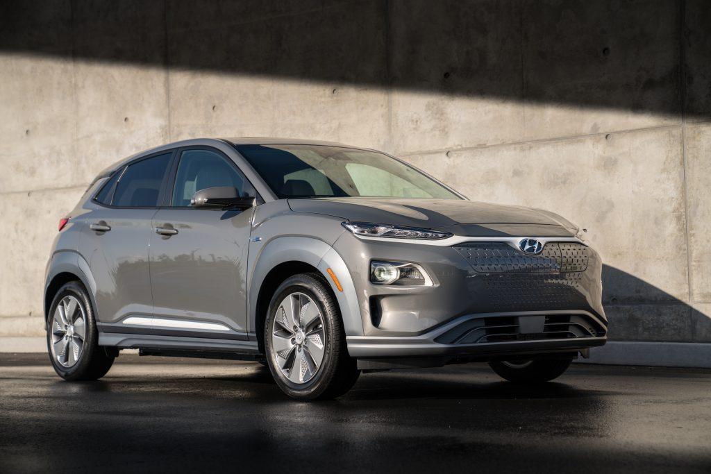 Hyundai planeja lançar seu primeiro carro elétrico em 2021. Empresa pode ser parceira da apple para desenvolvimento do apple car (divulgação: hyundai)