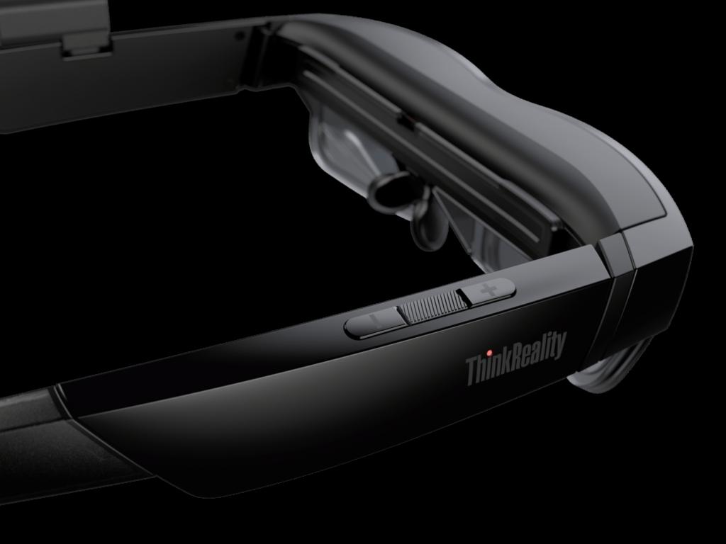 Ces 2021: óculos inteligente lenovo thinkreality a3 leva realidade aumentada para as empresas. Voltado para uso comercial, o lenovo thinkreality a3 é bastante leve e tem como destaque principal o uso fácil em ambiente de trabalho – seja conectado ao pc ou celular