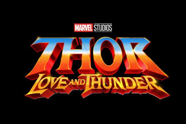 Thor: amor e trovão.