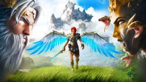 Review: immortals fenyx rising, game onde mitologia grega é ensinada entre desafios e muito bom-humor. Um dos poucos games de uma franquia original nos consoles da nova geração, immortals fenyx rising proporciona uma jogatina divertida