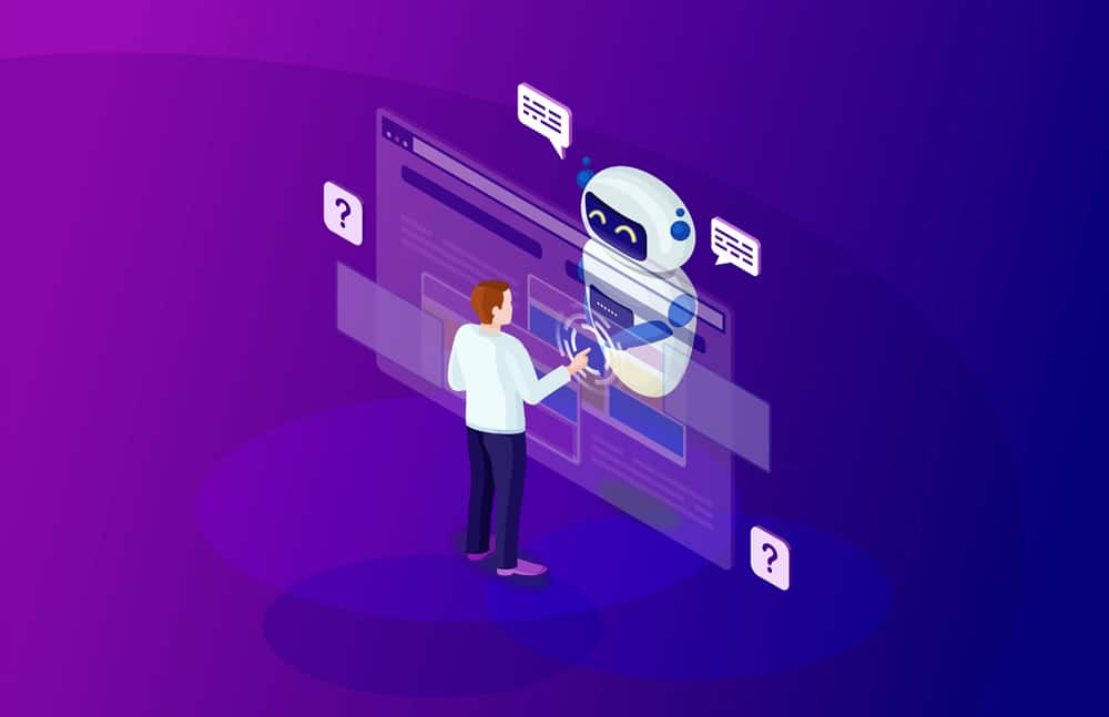 Chatbot da microsoft