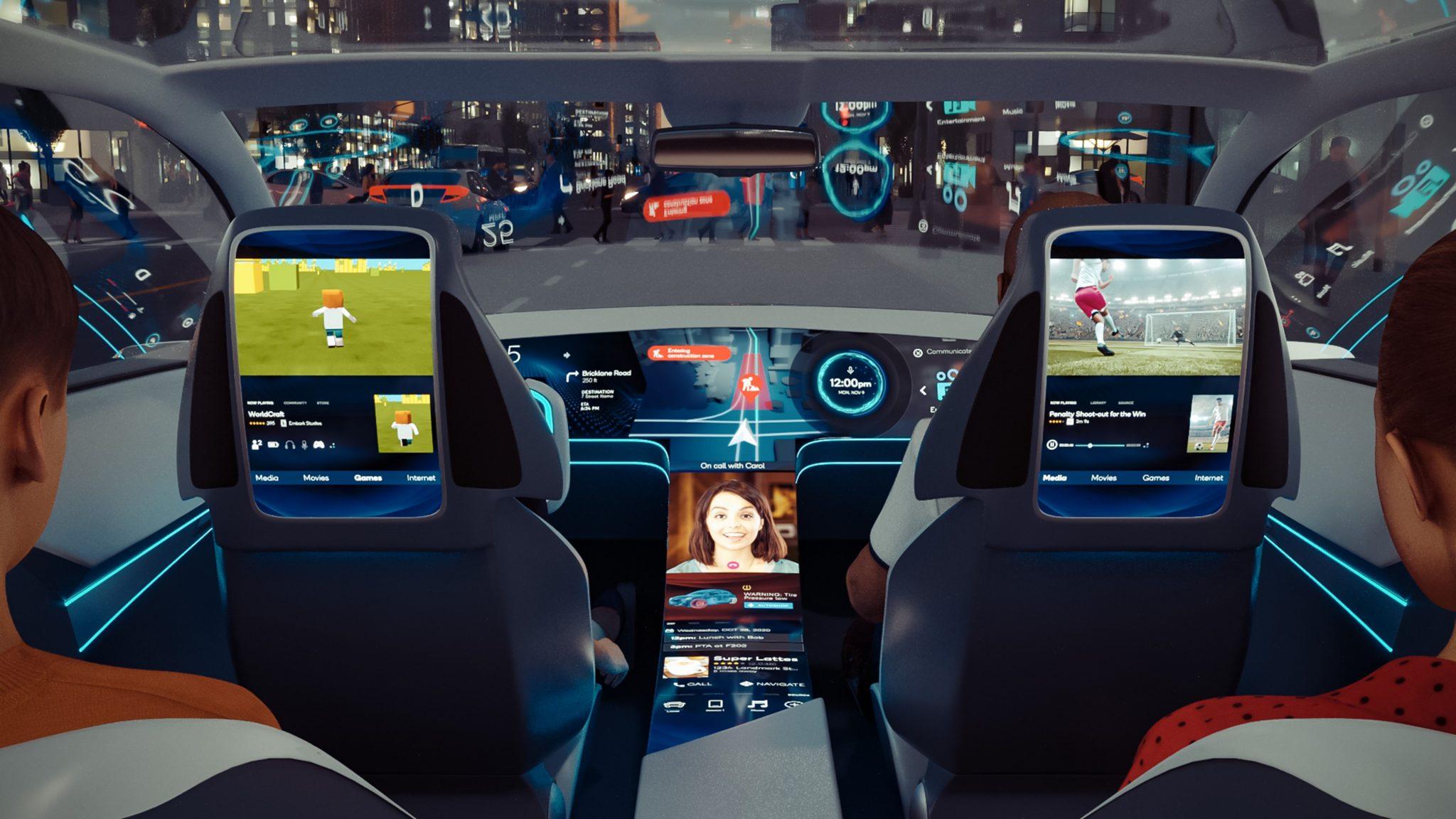 5g e novas tecnologias da qualcomm para carros conectados. O evento automotives redefined revelou novas tecnologias da qualcomm para carros conectados, como novos cockpits digitais, integração com a alexa e mais