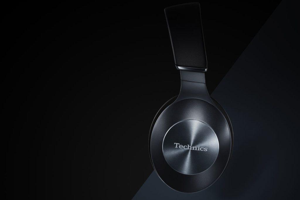Fones de ouvido technics