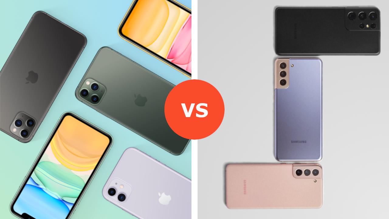 Galaxy s21 vs iphone 12: qual é o melhor celular?. Com o lançamento próximo do galaxy s21, chegou a hora de colocarmos suas especificações lado a lado com as da linha iphone 12, para ajudar na sua escolha
