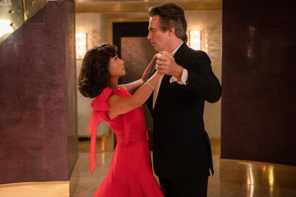 Tango de simone e seu marido