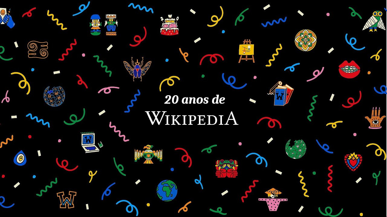 20 anos do lançamento da wikipédia: linha do tempo, curiosidades e muito mais. Os 20 anos do lançamento da wikipédia trazem uma história cheia de conquistas e muitas curiosidades