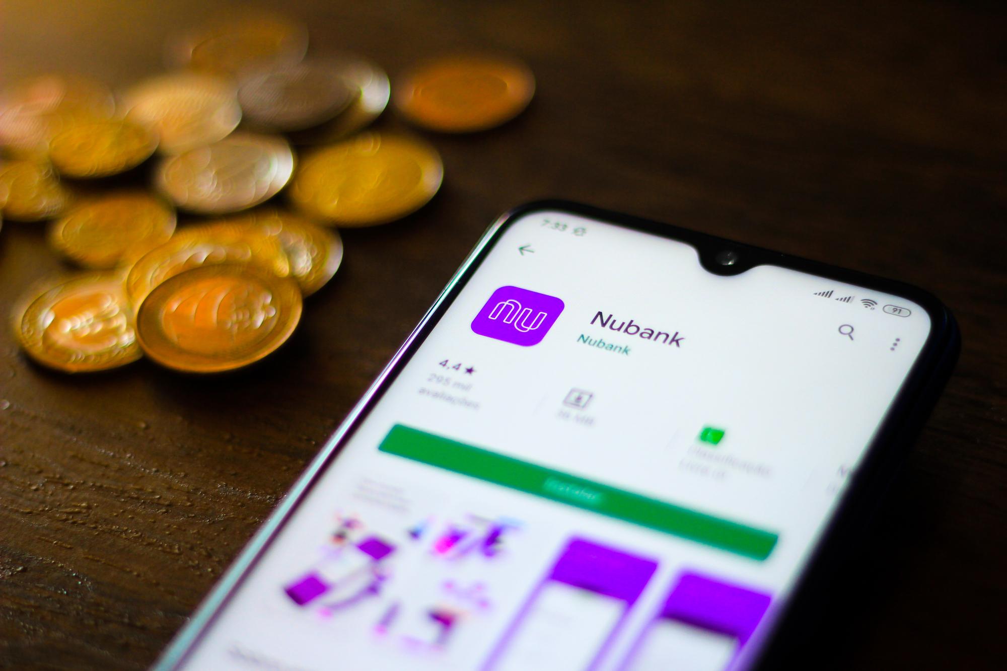 Nubank recebe investimento e se torna um dos bancos mais valiosos latam