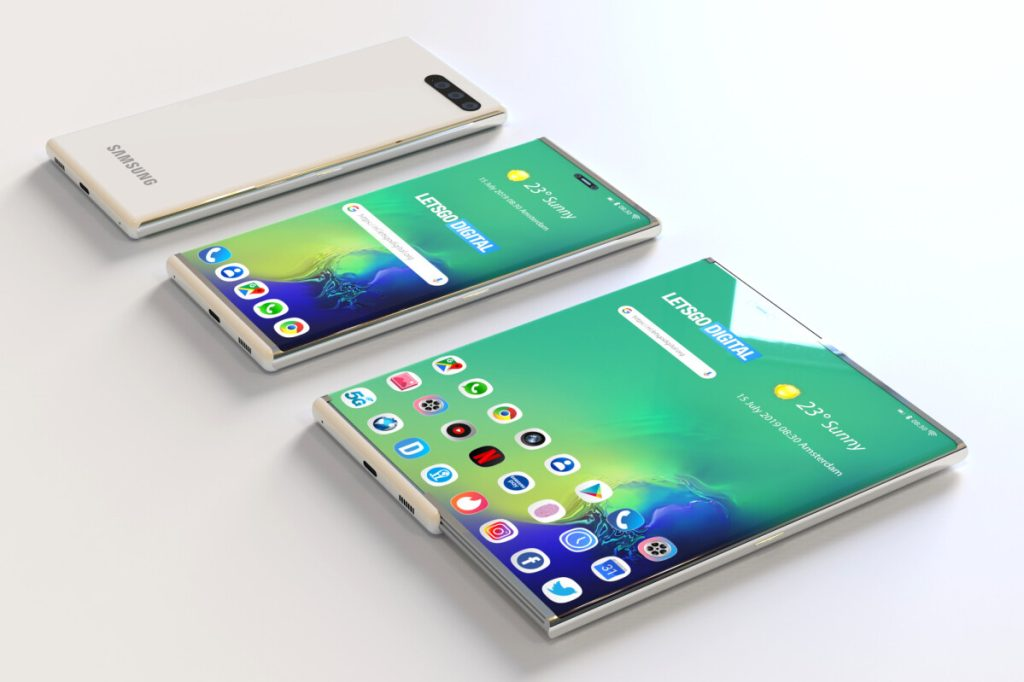 Samsung apresenta lucro