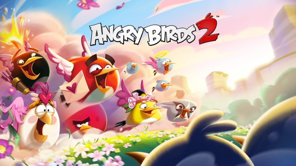 Angry birds 2 na microsoft store