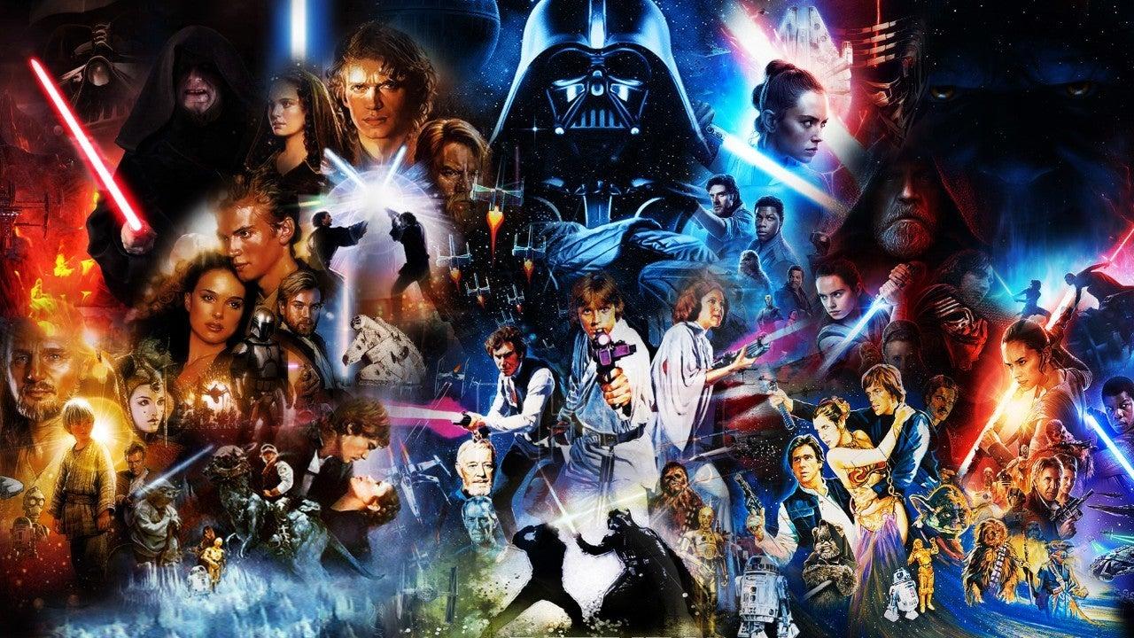 Três maneiras diferentes para você assistir à saga star wars. Seja você um fã ou alguém que nunca teve a chance de assistir aos filmes, saiba que existem diferentes formas de apreciar a saga star wars