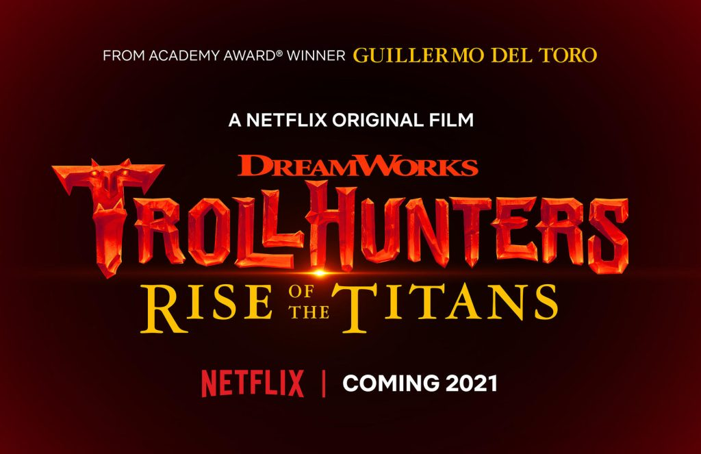Caçadores de trolls: rise of the titans