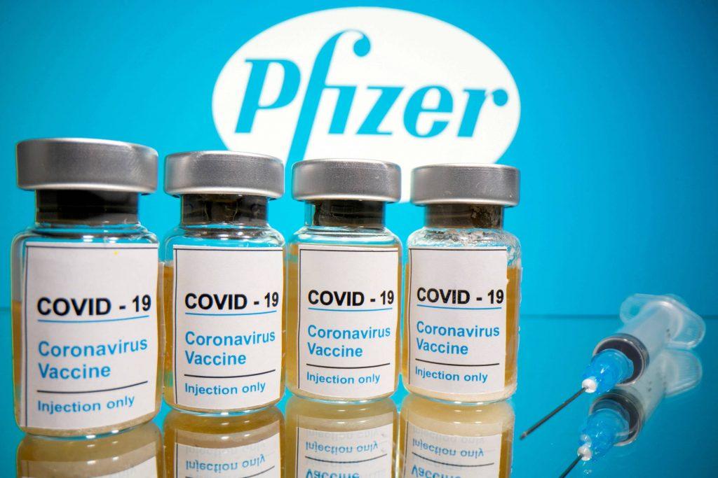 Vacinas contra a covid-19 da pfizer