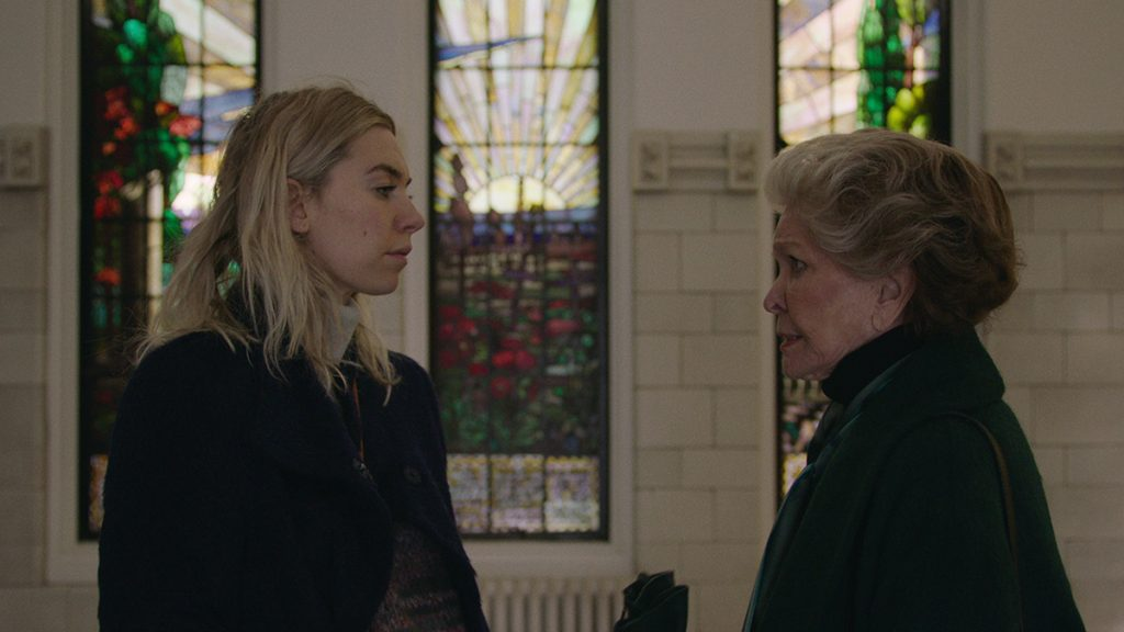 Pieces of a woman vanessa kirby e ellen burstyn