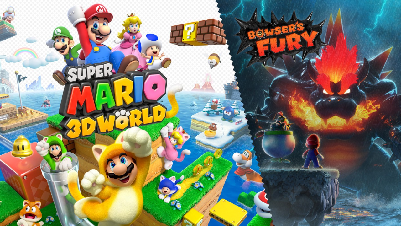 Review: super mario 3d world + bowser's fury, excelência em dose dupla