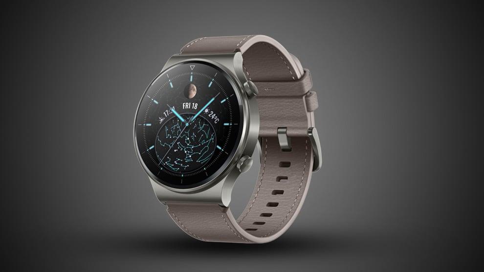 Os melhores smartwatches para comprar em 2021 huawei watch gt 2 pro