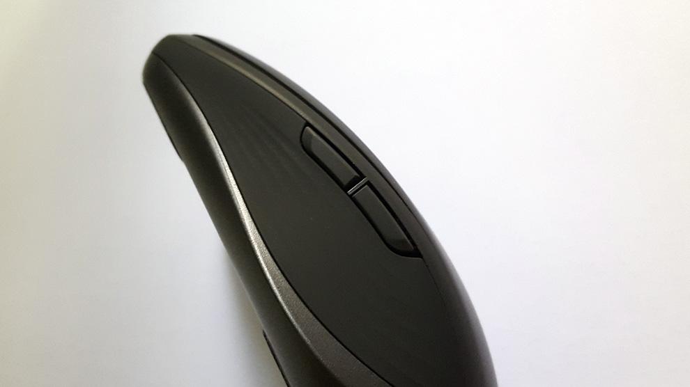 Botões laterais do mouse que podem ser personalizados