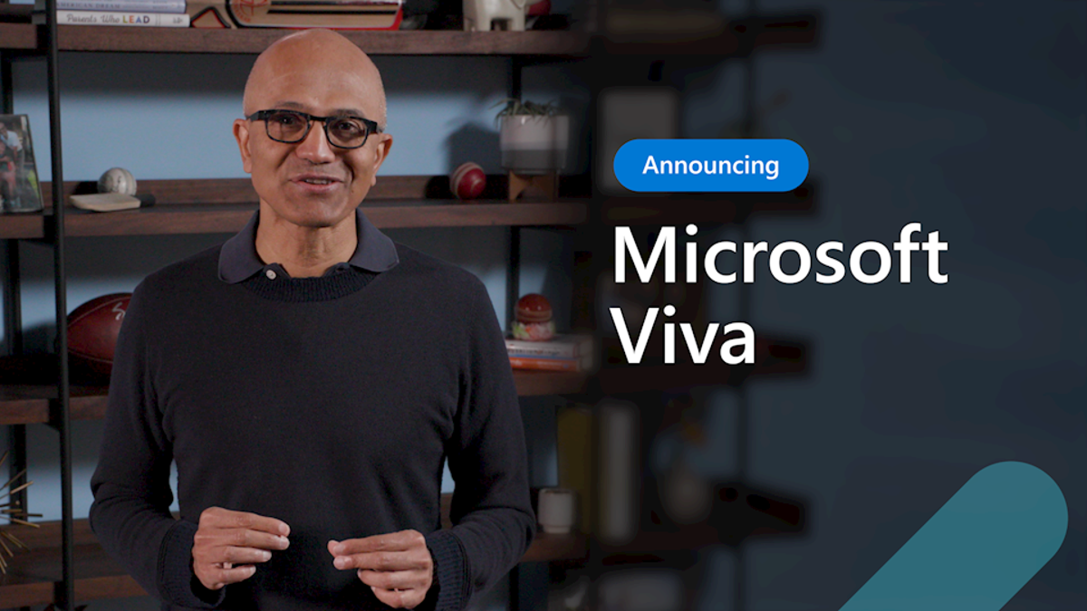 Microsoft viva é a nova plataforma de produtividade para o trabalho remoto