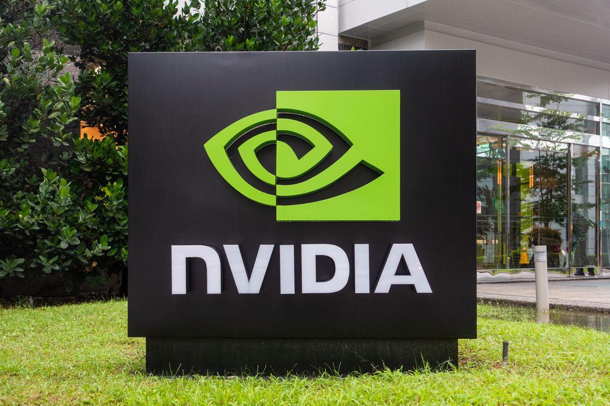 Nvidia apresenta receita