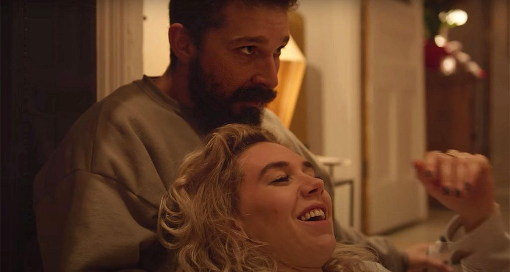 Pieces of a woman  vanessa kirby e shia labeouf
