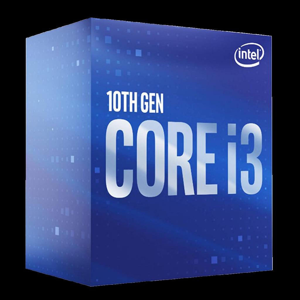 O core i3-10100f é um dos melhores processadores para montar um pc gamer