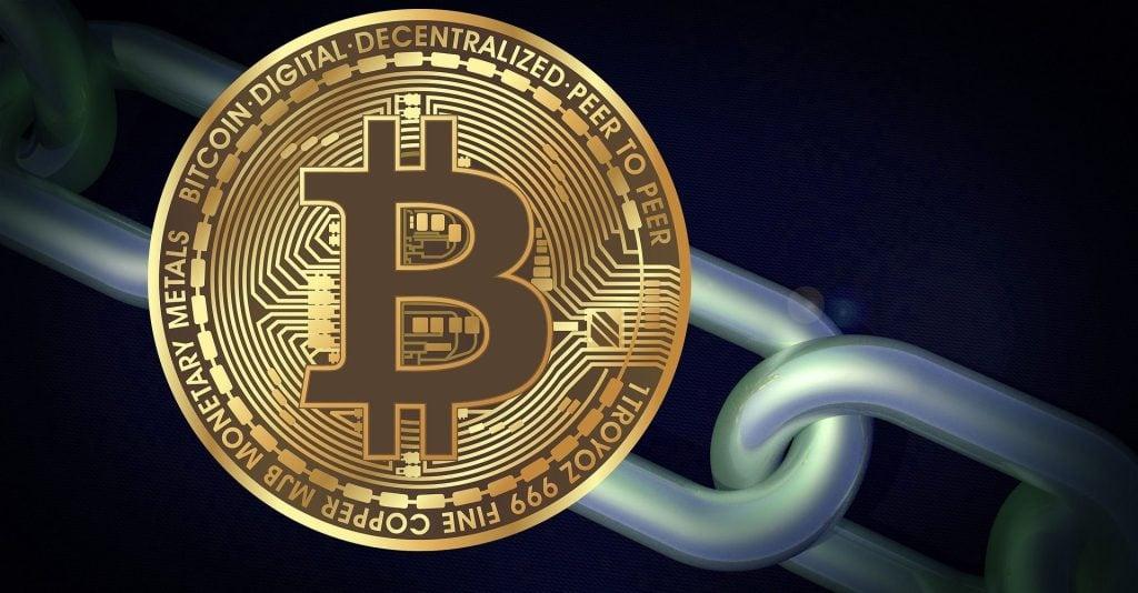 A segurança do bitcoin está associada ao seu registro no blockchain
