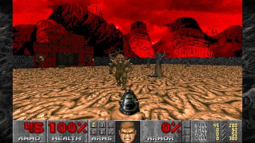 Screenshot doom