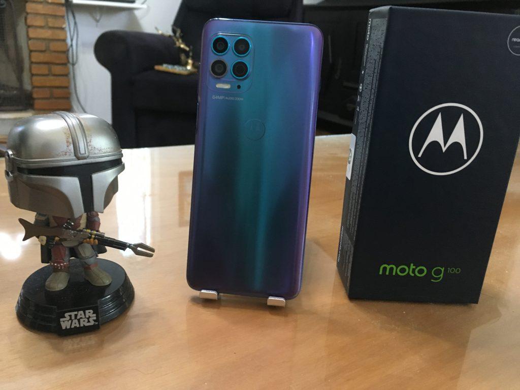 Moto g100 foi lançado no brasil