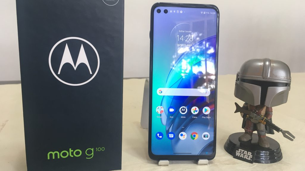 Review: moto g100 surpreende com recursos de smartphone premium. O moto g100 chega trazendo o snapdragon 870 e compatibilidade com o modo ready for, que transforma o celular em um mini-desktop