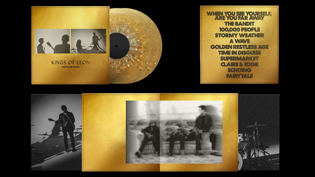 O álbum do kings of leon à venda em nft pode ser comprado por mais de uma pessoa, porém os tokens serão únicos