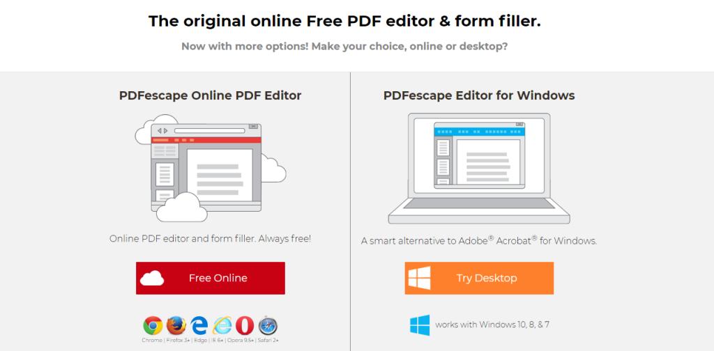 Conheça os melhores editores de pdf
